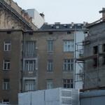 Budynki, które zasłoni Hala Targowa Koszyki