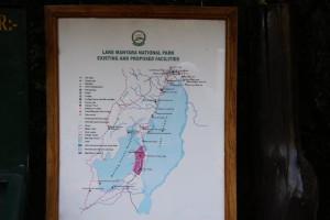 Park Lake Manyara, zajmuje ok. 329 km kw i obejmuje północną część słodkowodnego, dość płytkiego jeziora Manyara oraz jego okolice.