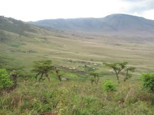Afrykańska osada