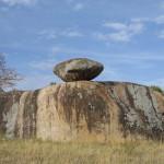 Kamień na kamieniu.