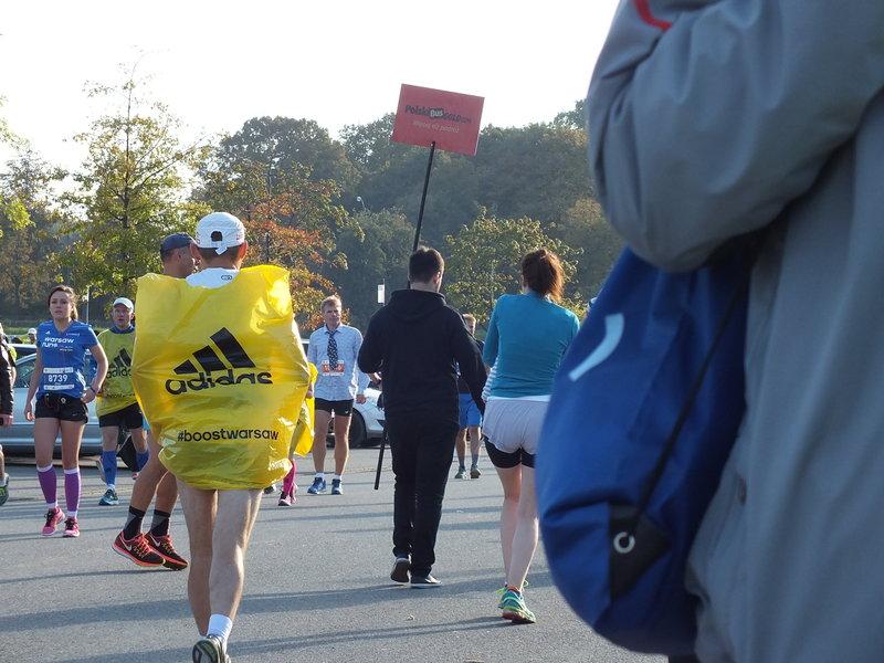 37. Maraton Warszawski.