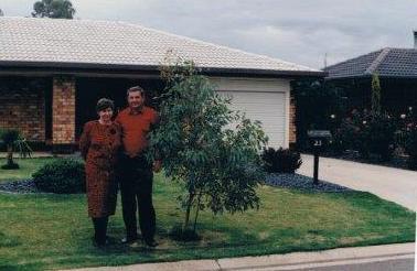 Jadzi i Jacka pierwszy dom w Australii