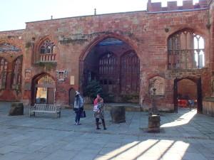 Katedra św. Michała , południowa ściana.