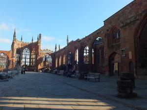 Katedra św. Michała jest pomnikiem. Ma przypominać o II wojnie światowej
