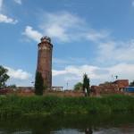 Krzyżacka wieża zamkowa