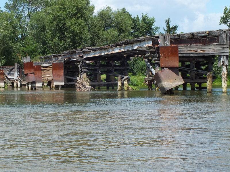 Most w Osuchowie.