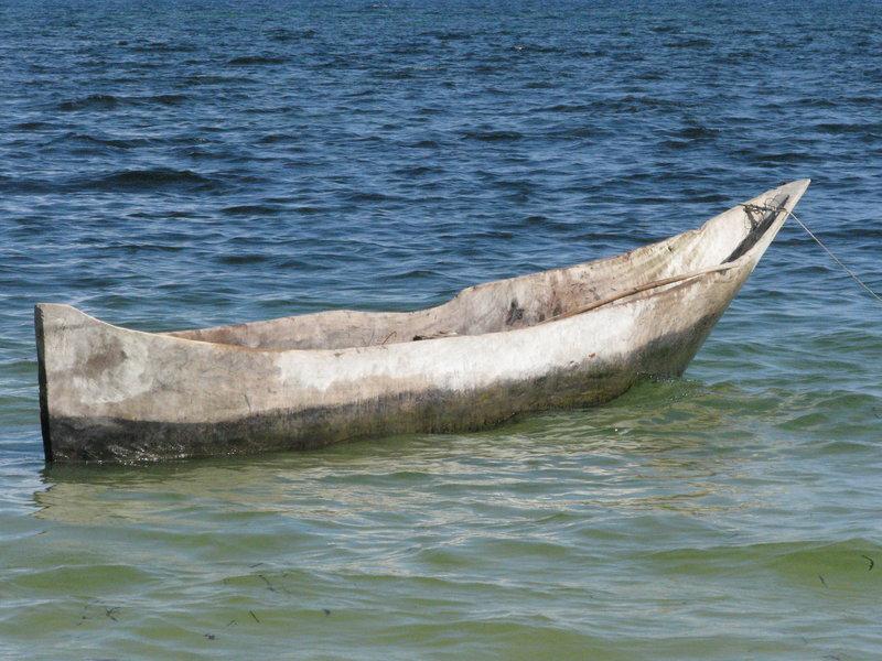 Pora odpływu Oceanu Indyjskiego. Dłubanka