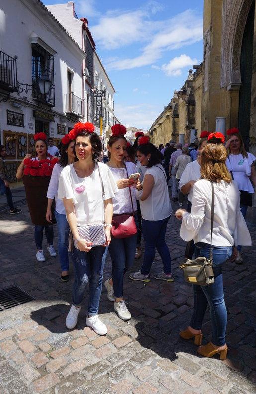 Festiwal Patios w Kordobie 2017